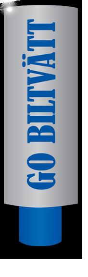 GO Biltvätt logotyp